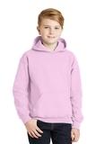 Hooded Sweatshirt Light Pink Thumbnail