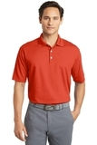 Nike Golf Dri-FIT Micro Pique Polo Shirt Team Orange Thumbnail