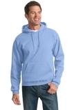 Pullover Hooded Sweatshirt Light Blue Thumbnail