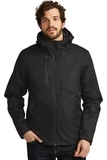 Eddie Bauer WeatherEdge Plus 3in1 Jacket Black with Black Thumbnail