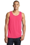 Young Men's The Concert Tank Neon Pink Thumbnail