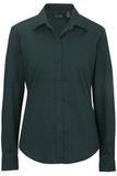Women's Long Sleeve Service Shirt Forest Thumbnail