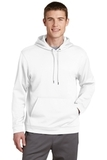 Performance Hooded Pullover White Thumbnail
