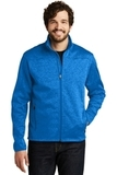 Eddie Bauer StormRepel Soft Shell Jacket Brilliant Blue Heather with Grey Thumbnail