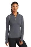 Women's Ogio Endurance Nexus 1/4-zip Pullover Gear Grey Thumbnail