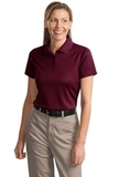 Women's Snag-proof Uniform Polo Maroon Thumbnail