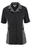 Women's Edwards Premier Tunic Black Thumbnail