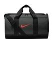 Nike Team Duffel Dark Smoke Grey Thumbnail