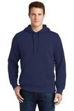 Pullover Hooded Sweatshirt True Navy Thumbnail