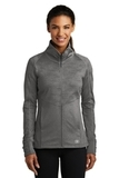 Women's OGIO ENDURANCE Sonar Full-Zip Track Grey Heather Thumbnail