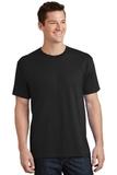 5.5-oz 100 Cotton T-shirt Jet Black Thumbnail