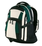 Urban Backpack Black with Hunter and Stone Thumbnail