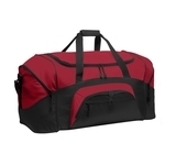 Colorblock Sport Duffel True Red with Black Thumbnail
