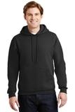 Super Sweats Pullover Hooded Sweatshirt Black Thumbnail