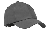 Sueded Cap Grey Thumbnail
