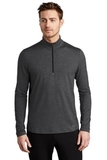 OGIO ENDURANCE Force 1/4-Zip Blacktop Heather Thumbnail