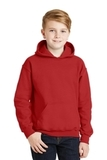 Hooded Sweatshirt Red Thumbnail