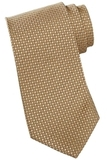 Men's Circles And Dots Tie Marigold Thumbnail