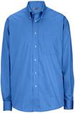 Men's Pinpoint Oxford Shirt LS French Blue Thumbnail