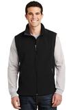 Value Fleece Vest Black Thumbnail