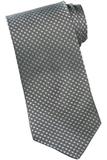 Men's Circles And Dots Tie Jade Thumbnail
