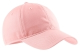 Soft Brushed Canvas Cap Light Pink Thumbnail