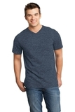 Young Men's Very Important Tee V-neck Heathered Navy Thumbnail