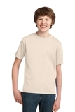 Youth Essential T-shirt Natural Thumbnail