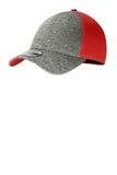 New Era Shadow Stretch Mesh Cap Scarlet Red with Shadow Heather Thumbnail