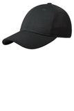 Pique Mesh Cap Black with Black Thumbnail