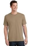 5.5-oz 100 Cotton T-shirt Sand Thumbnail