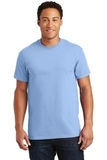 Ultra Cotton 100 Cotton T-shirt Light Blue Thumbnail