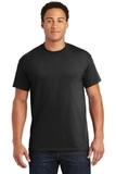Ultra Blend 50/50 Cotton / Poly T-shirt Black Thumbnail