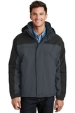 Nootka Jacket Graphite with Black Thumbnail