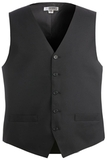 Men's Economy Vest Black Thumbnail