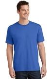 5.5-oz 100 Cotton T-shirt Royal Thumbnail