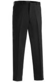 Men's Poly Security Pants Black Thumbnail