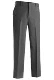 Men's Poly Security Pants Grey Heather Thumbnail