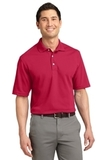 Rapid Dry Polo Shirt Red Thumbnail