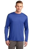 Competitor Long Sleeve Tee True Royal Thumbnail