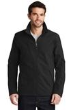 BackBlock Soft Shell Jacket Black with Black Thumbnail