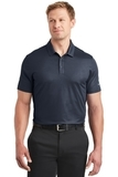 Nike Golf Dri-FIT Embossed Tri-Blade Polo Marine Thumbnail