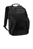 OGIO Hatch Pack Black with Heather Grey Thumbnail