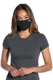 All-American Cotton Knit Face Mask 5 pack (100 packs 1 Case) Black Thumbnail