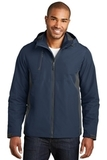 Merge 3-in-1 Jacket Dress Blue Navy with Grey Steel Thumbnail