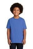 Youth Ultra Cotton 100 Cotton T-shirt Iris Thumbnail