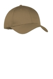 6-panel Twill Cap Coyote Brown Thumbnail