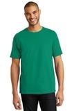 Tagless 100 Comfortsoft Cotton T-shirt Kelly Green Thumbnail