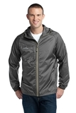 Eddie Bauer Packable Wind Jacket Grey Steel Thumbnail