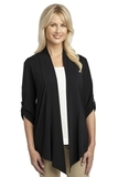 Women's Concept Shrug Black Thumbnail